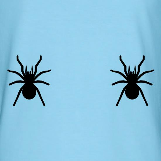 Spider Boobs t shirt