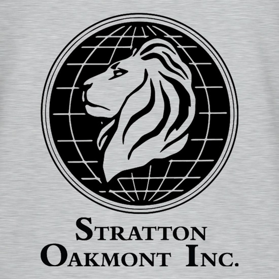 Stratton Oakmont Inc t shirt