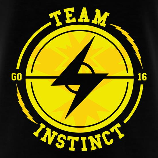 Team Instinct GO t shirt