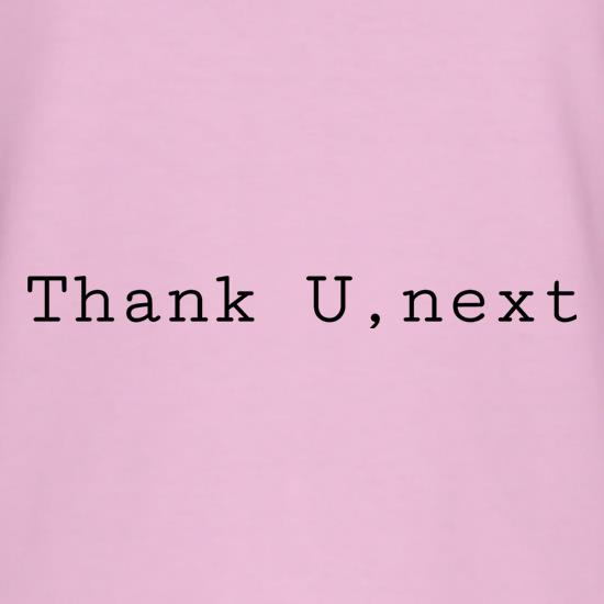 Thank U, Next t shirt