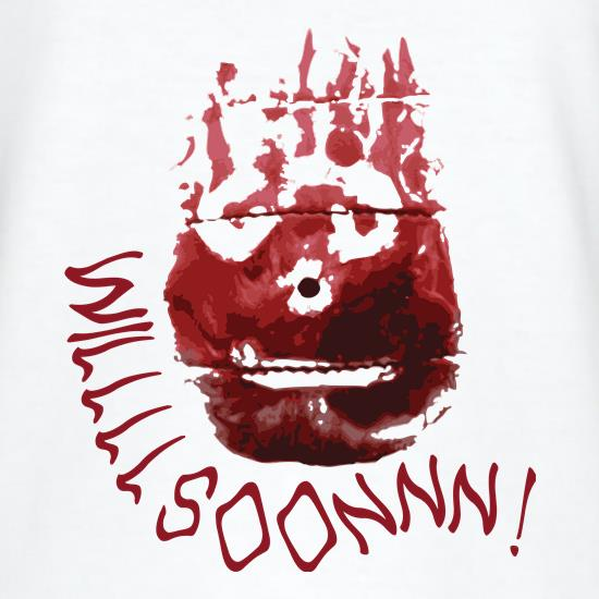 WILLSOOONNN t shirt