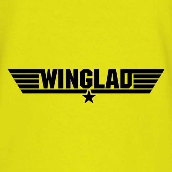 Wing Lad t shirt