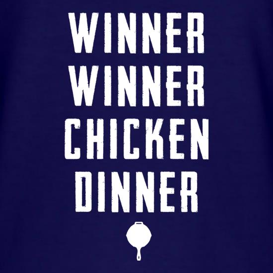 Winner Winner Chicken Dinner TXT t shirt