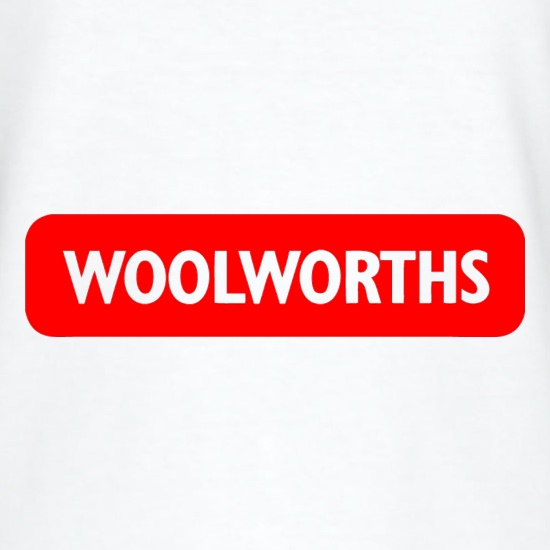 Woolworths t shirt